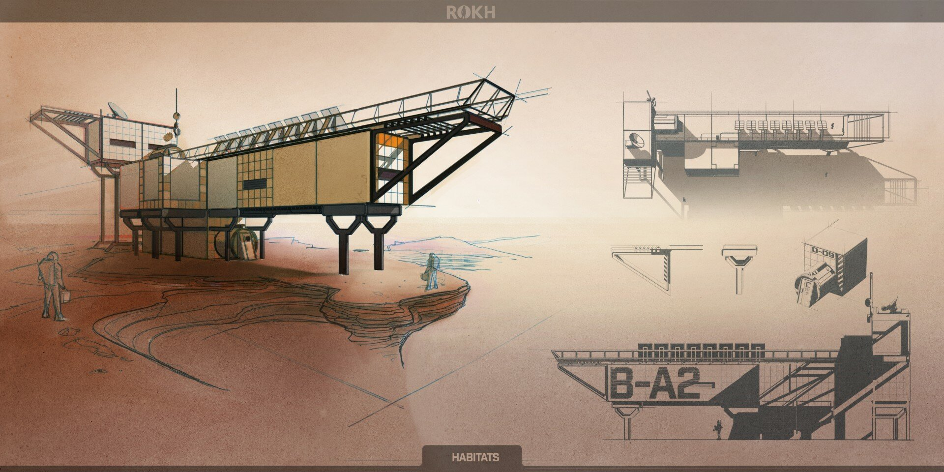 Mars Base Design | www.pixshark.com - Images Galleries ...